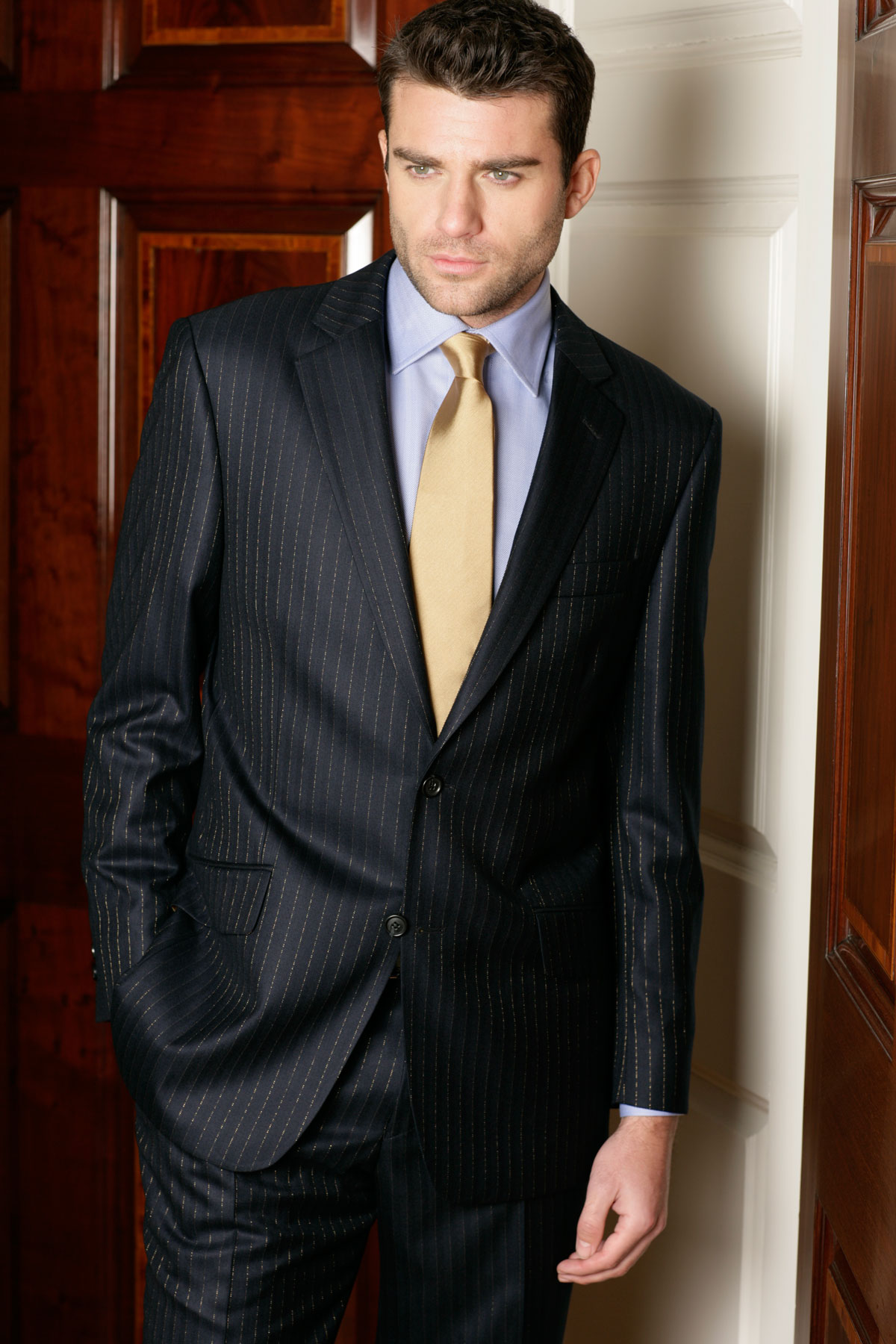 Watch Why You Should Own A Pinstripe Suit (And How To Wear It) video