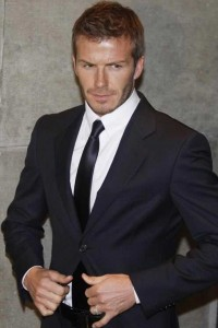DAVID BECKHAM 200x300 The Top 10 Most Stylish People in Suits