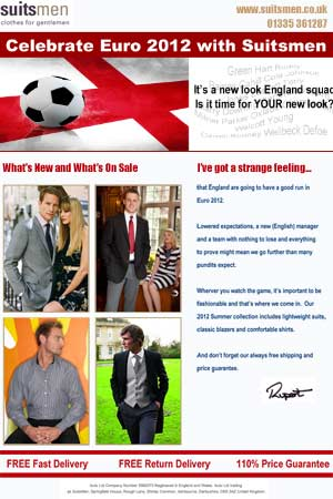 euro 2012 newsletter Your thoughts on our Newsletter this month?