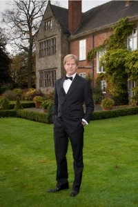 Churchill Double Breasted Dinner Suit