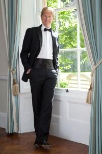 Craig Single Breasted Dinner Suit