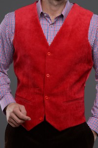 DSC 8335 200x300 Make your Christmas Colourful with a Bright Festive Waistcoat